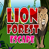 Lion Forest Escape