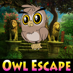 Lion Park Owl Escape Games4King