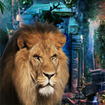 Lion Rescue From Cave Games4King