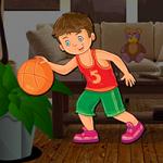Little Basketball Boy Escape AvmGames