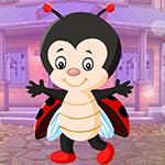 Little Beetle Girl Escape Games4King