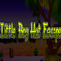 Little Boy Hut Escape EscapeGamesToday