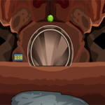 Little Cave Escape GenieFunGames