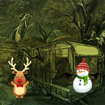 Little Elf Escape 8BGames