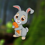 Little Funny Rabbit Rescue AvmGames