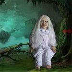 Little Ghost Girl Forest Escape Games2Rule