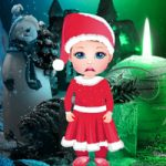 Little Girl Christmas Gift Escape Games2Rule