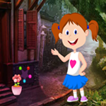 Little Girl Rescue Games4King
