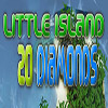 Little Island 20 Diamonds EscapeFan