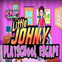 Little Johny 2 Playschool Escape KNFGames