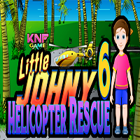 Little Johny 6 Helicopter Rescue KNFGames