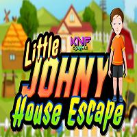 Little Johny House Escape KNFGames