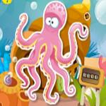Little Octopus Escape GenieFunGames