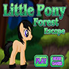 Little Pony Forest Escape TheEscapeGames