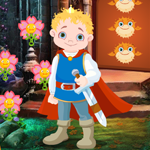 Little Prince Rescue Games4King