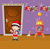 Little Santa House Escape Games4Escape