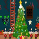 Little SnowBoy Escape 8BGames