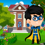 Little Superhero Rescue Games4King