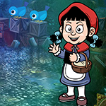 Little Traditional Girl Escape Games4King