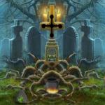Little Witch Escape 8BGames
