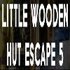 Little Wooden Hut Escape 5 EscapeFox