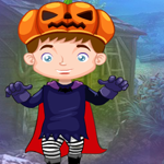 Little Pumpkin Boy Escape Games4King
