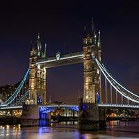 London Tower Bridge Jigsaw Puzzle Oceandesjeux