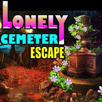 Lonely Cemetery Escape YalGames