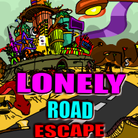 Lonely Road Escape