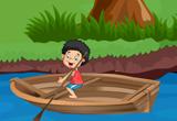 Lost Boy Forest Escape FirstEscapeGames