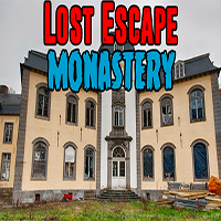 Lost Escape Monastery MouseCity
