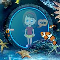 Lost Underwater Thuvaraka Escape Games2Rule