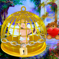 Love Cupid Rescue Games2Rule