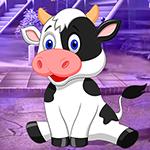 Lovely Calf Escape Games4King