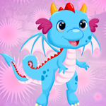 Lovely Dragon Escape Games4King