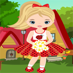 Lovely Girl Rescue Games4King