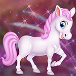 Lovely Horse Escape Games4King