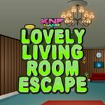 Lovely Living Room Escape KNFGames