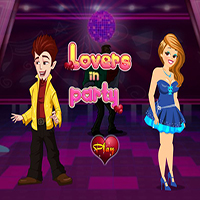 Lovers In Party Escape Play9Games