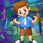 Lucky School Student Escape Games4King