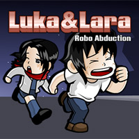 Luka And Lara Robo Abduction Kiz10