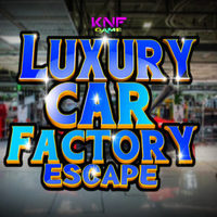 Luxury Car Factory Escape KNFGames