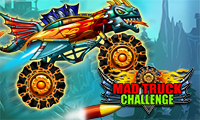 Mad Truck Challenge Unity 3D