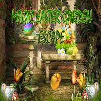 Magic Easter Garden Escape 365Escape