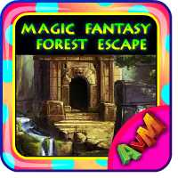 Magic Fantasy Forest Escape AvmGames