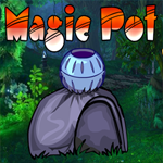 Magic Pot Escape Games4King