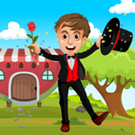 Magician Rescue Games4King