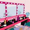 Makeup Room Escape Wow