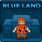 Man Escape From Blue Land Games2Jolly