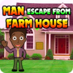 Man Escape From Farm House AvmGames